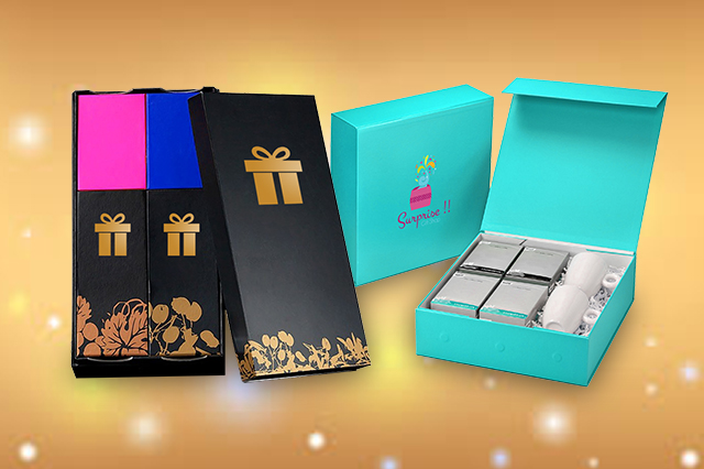 Customized Gift Packaging