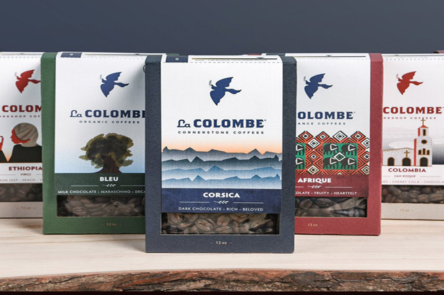 Coffee Company La Colombe's introduces a new Packaging to Keep Coffee Fresh