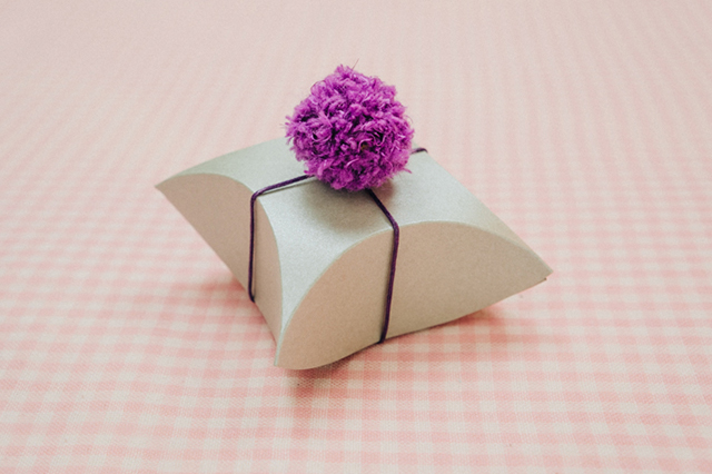 Pillow Box Designs