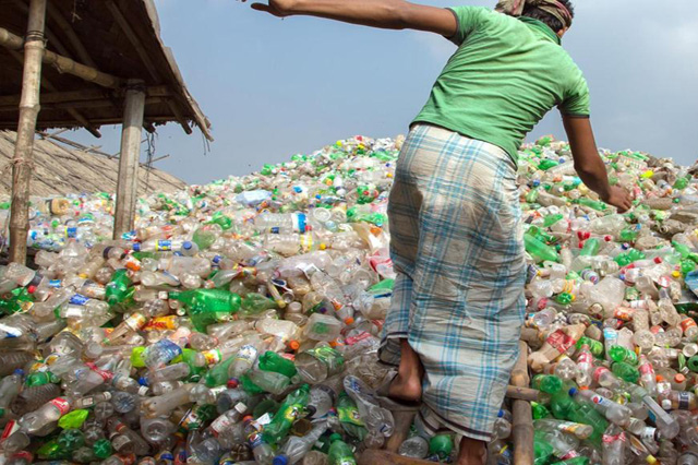 What is the real price of getting rid of plastic packaging?
