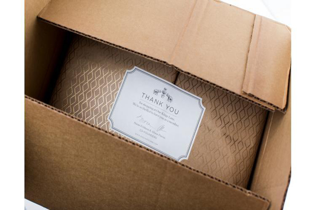 Shoppers dish on e-commerce packaging