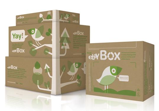 Branded Cardboard Boxes