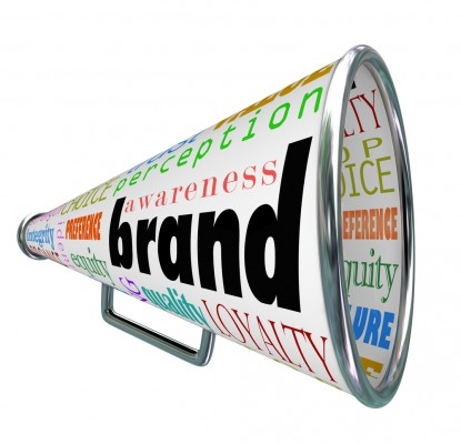 The brand message counts