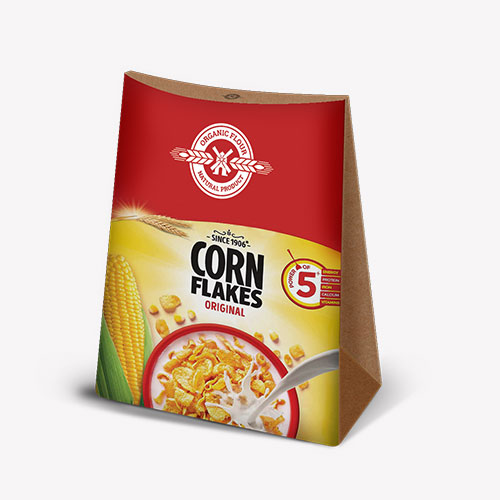 Packaging Ideas for Cereal Items