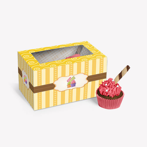 Packaging Ideas for Cupcake