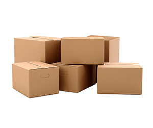 Brown colour Corrugated Boxes