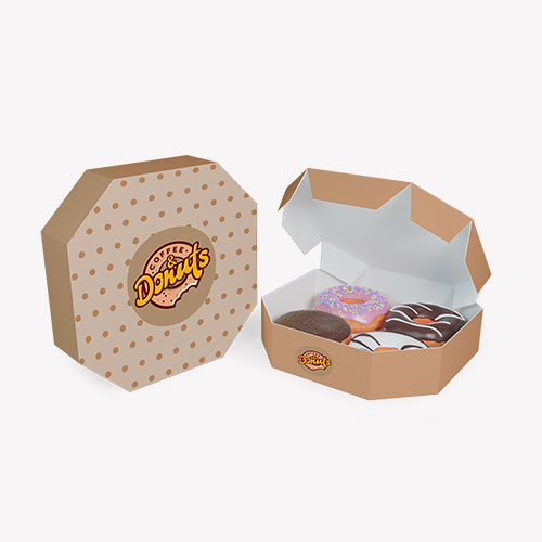 Packaging Ideas for Donut