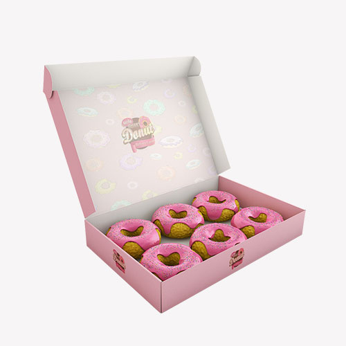 Packaging for Donut