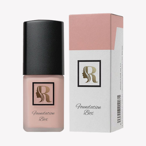 Packaging For foundation packaging