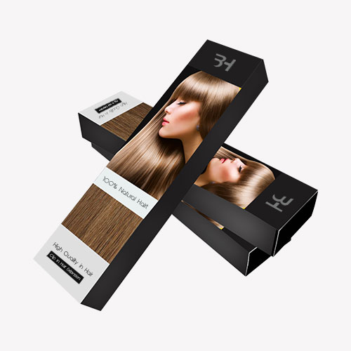 Packaging For hair Extension