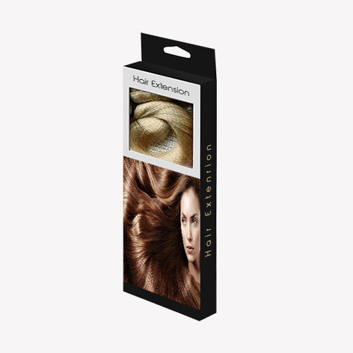 packaging ideas For hair Extension