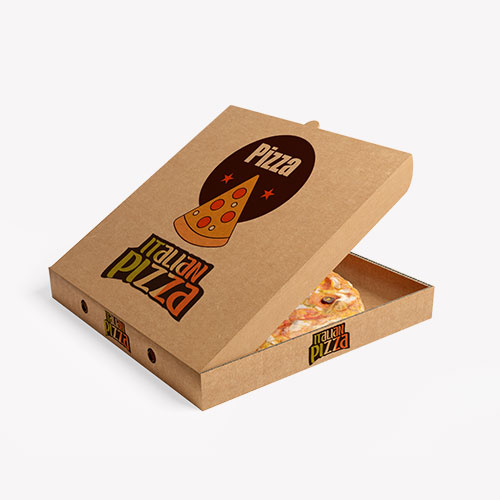 packaging ideas for Pizza