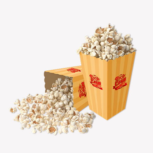packaging ideas for Popcorn