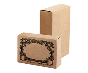Kraft material Product boxes templates design and samples