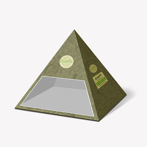 Pyramid Packaging for products