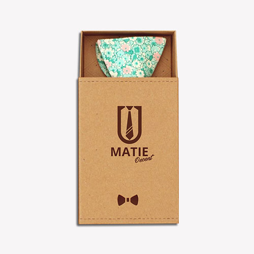 Tie Packaging for products
