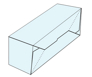 Rectangular Shape boxes