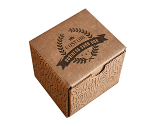 Business Card Box packaging ideas