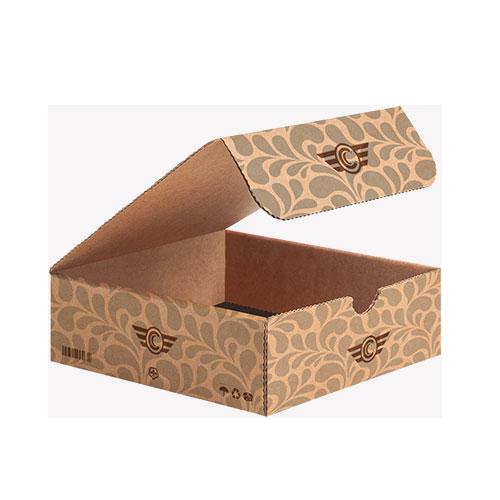 Custom printed shipping boxes
