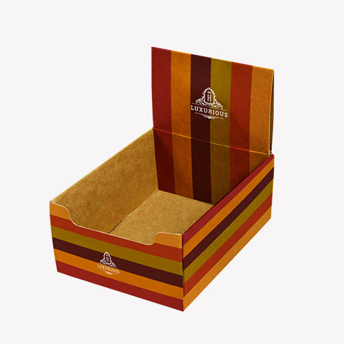 Mix Cardboard display boxes for your products