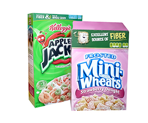 obtain customized Cereal Boxes packaging solutions