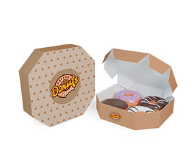 Donut Packaging