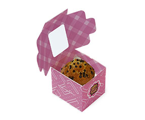 window Muffin Boxes