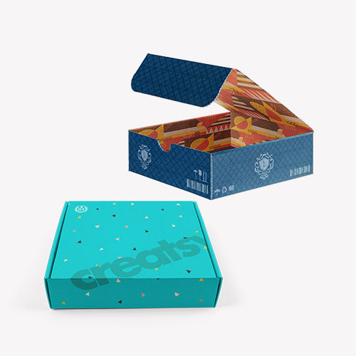 Custom boxes manufacturers