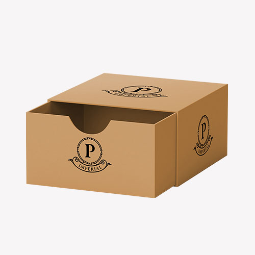 Ecofriendly hand bags brown colour boxes at your door step