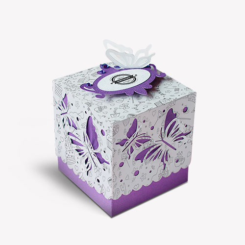 Gable shape Favor Boxes for parties